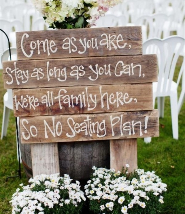 Rustic Vintage Wedding Ideas TCL3