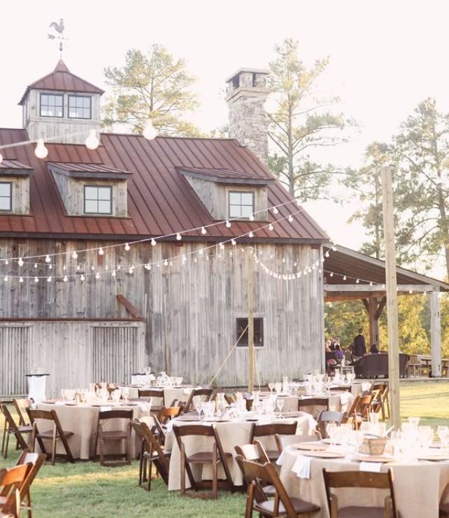 Rustic Back Yard Wedding Ideas: Rustic Vintage Wedding Ideas