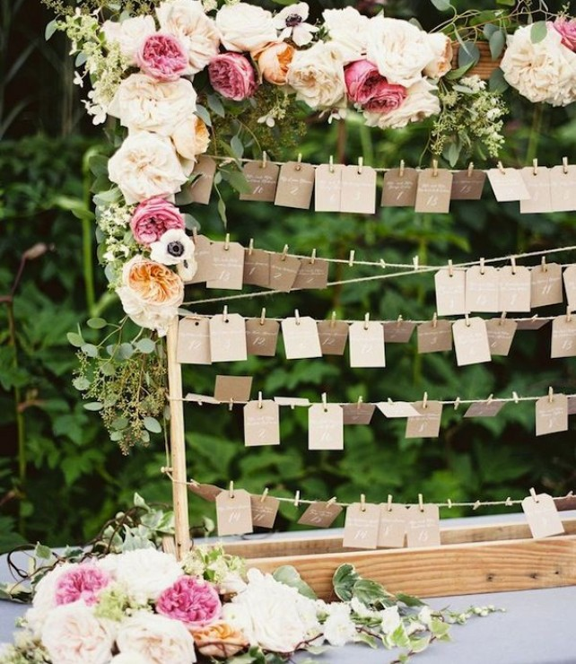 Rustic Vintage Wedding Ideas_TCL