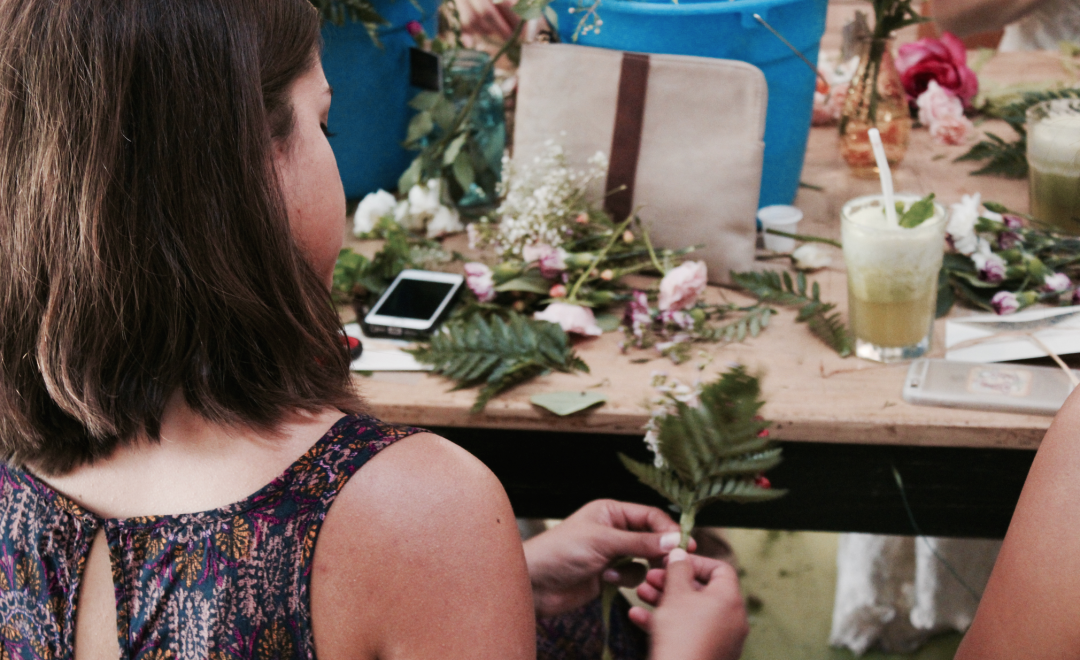 DIY Floral Workshop in Miami3