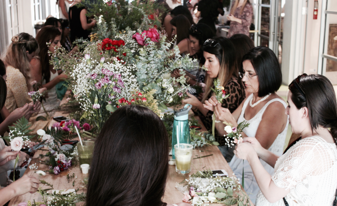 DIY Floral Workshop in Miami5