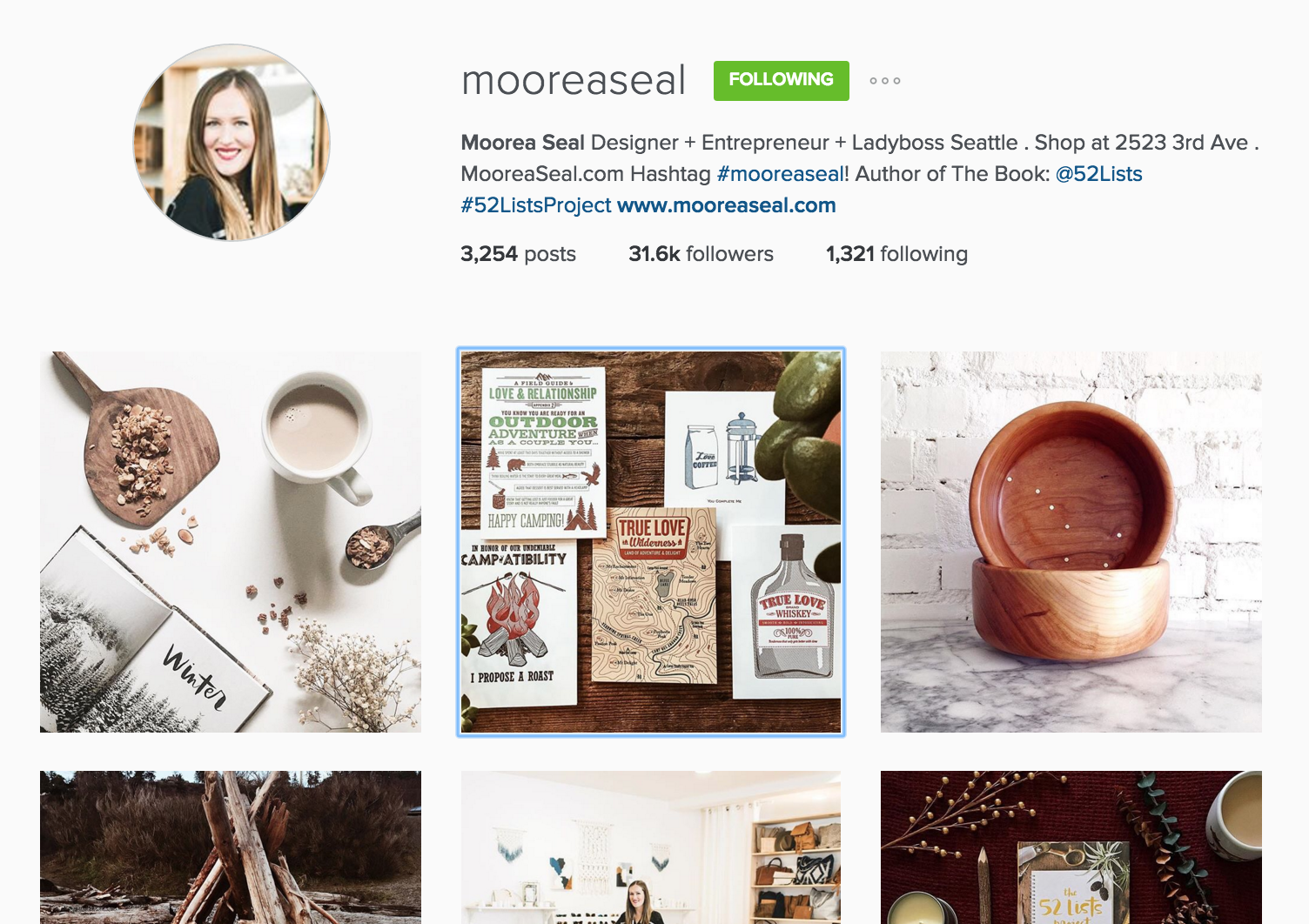 Moorea Seal - Designer and Entrepreneur - The Creatives Loft