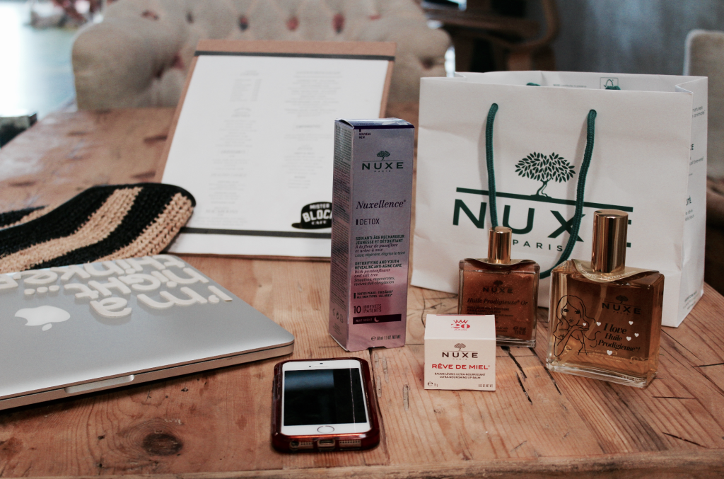 Natural Parisian Beauty · NUXE
