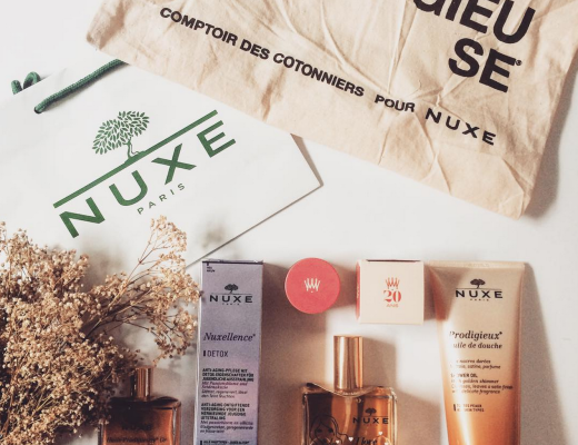 Natural Parisian Beauty · NUXE - The Creative's Loft
