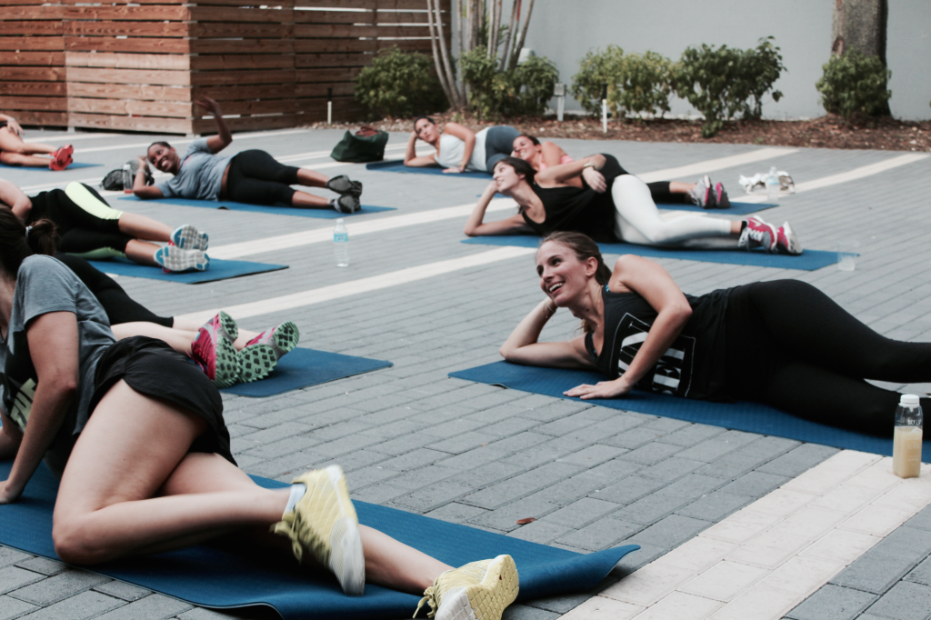 Brazilian Booty Class at Wynwood Block