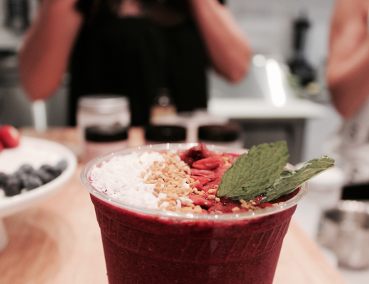 Beauty Smoothies Workshop by Shambhala Love