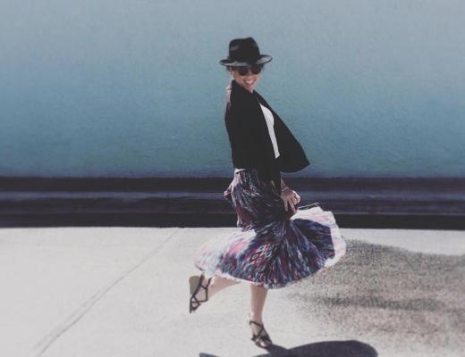 Creative Studio in Miami - Adriana Castro Dancing