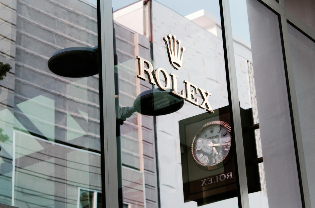 Miami Design District - Luxury Brands - Rolex