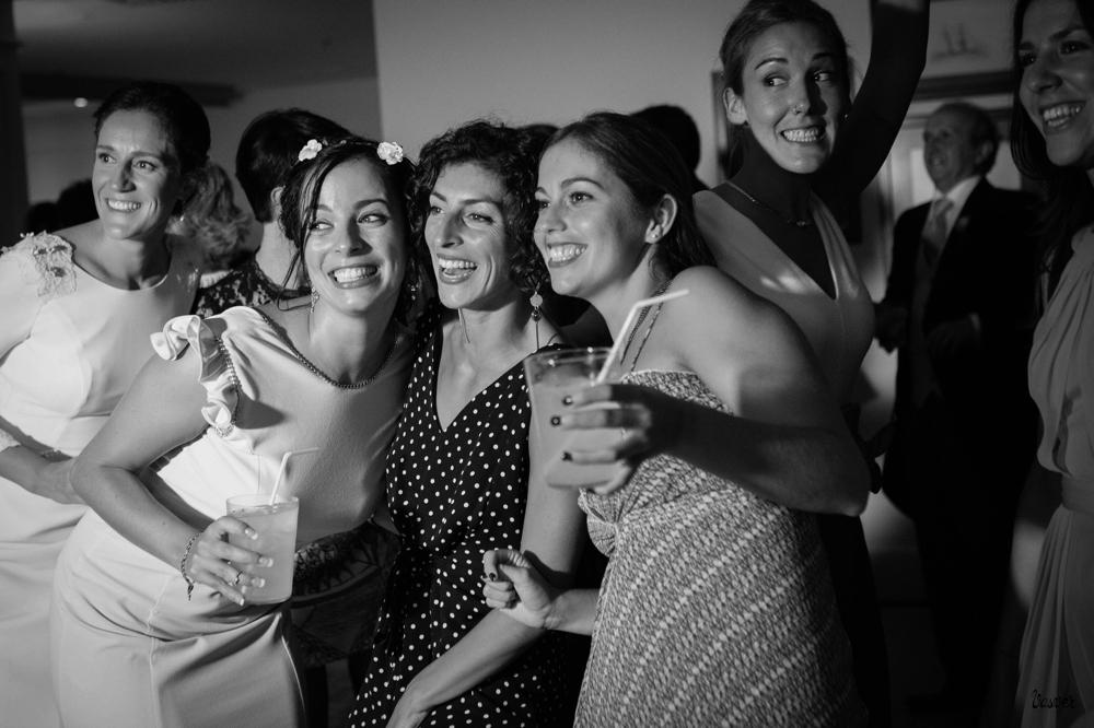 Talento Donostiarra - Vasver Fotografía - amigas de la novia