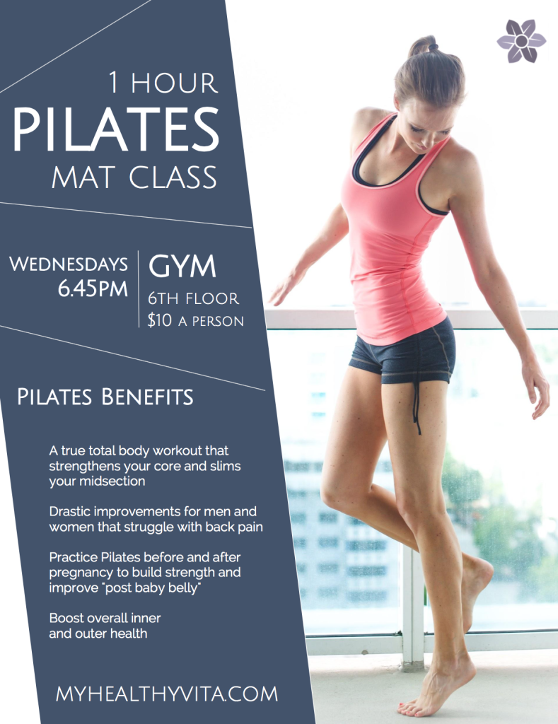 business card and flyer design proposal in home pilates business card and flyer design proposal