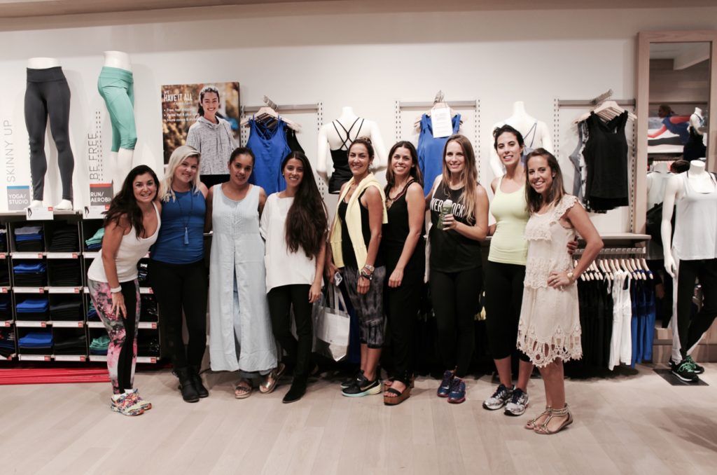 Miami In Motion Fitness Series - The Creatives Loft Event Planning and Design Studio Miami