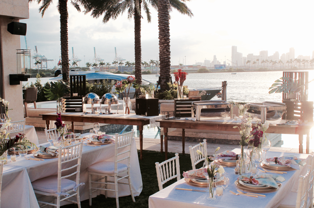 Miami Luxury Private Event Planning - Miami Event Planner