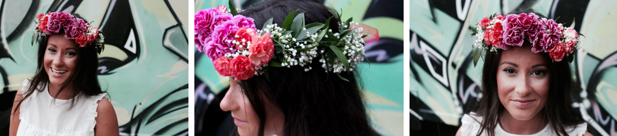 Floral crown workshop at the wynwood yard miami event planning izmirmasajfo