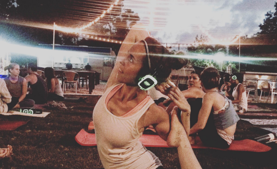SoundTrek Yoga at The Wynwood Yard