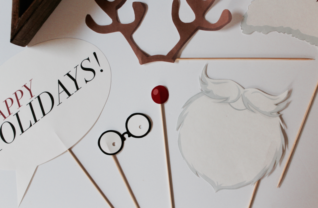 DIY Christmas Props for Corporate Events - The Creative's Loft Miami Event Planning and Creative Studio 2