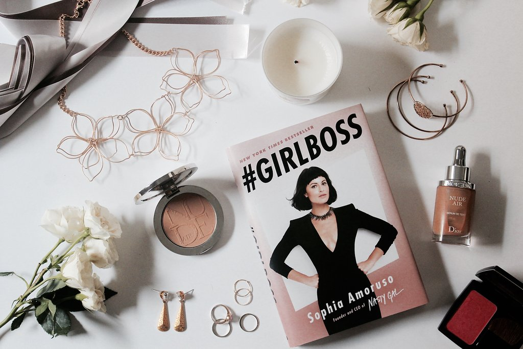 #Girlboss My Daily Inspiration as an Entrepreneur