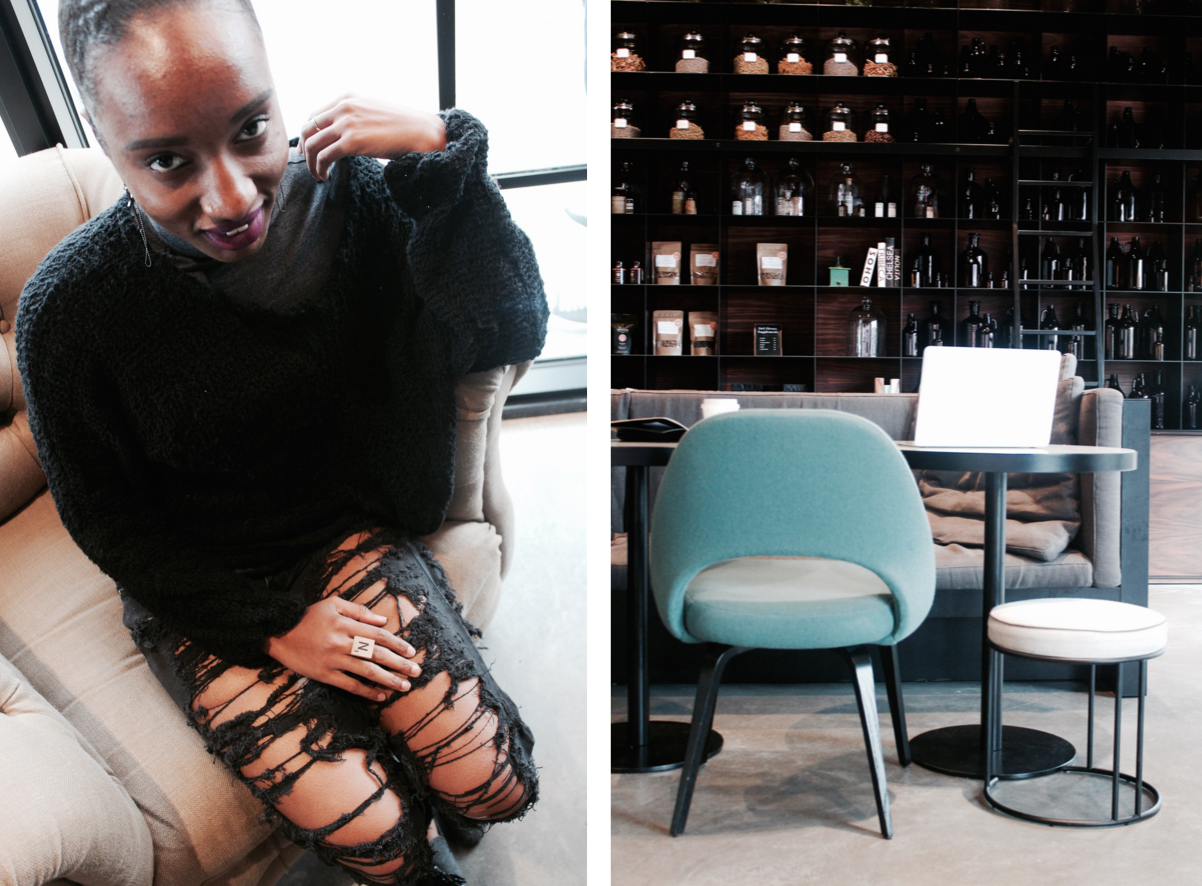 One creative hour with Jendayi - The Creatives Loft Miami Event Planner