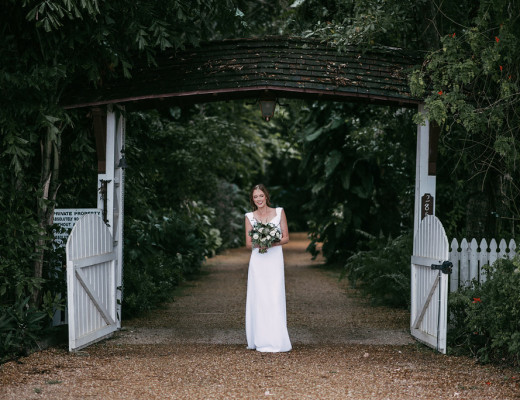 Natural Bridal Styled Shoot The Walton House