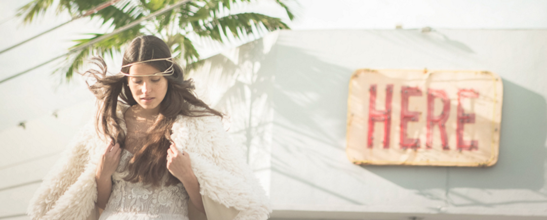 Bridal Inspiration Styled Shoot at Wynwood Walls
