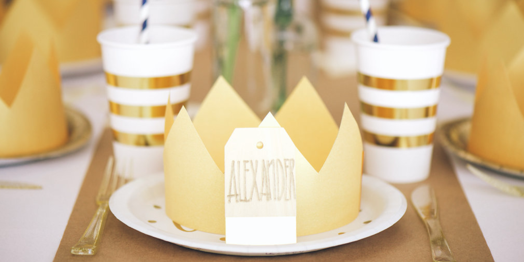 Little Prince Whimsical Birthday Party Event Planning