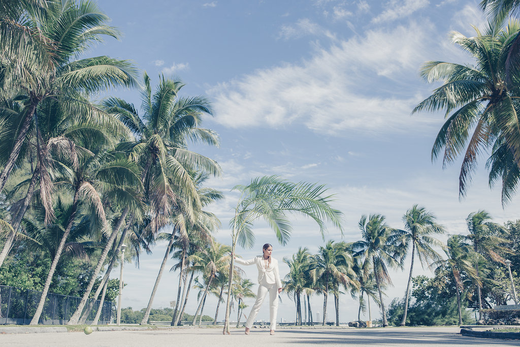 Miami Bridal Photoshoot with Chernaya Bridal House The Creatives Loft Miami Wedding Planner