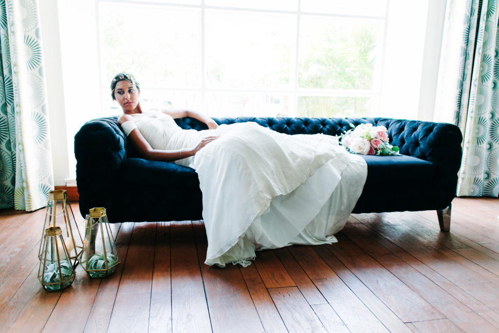 Chic Parisian Bridal Inspiration Miami Beach Womans Club The Creatives Loft Miami Wedding Planner