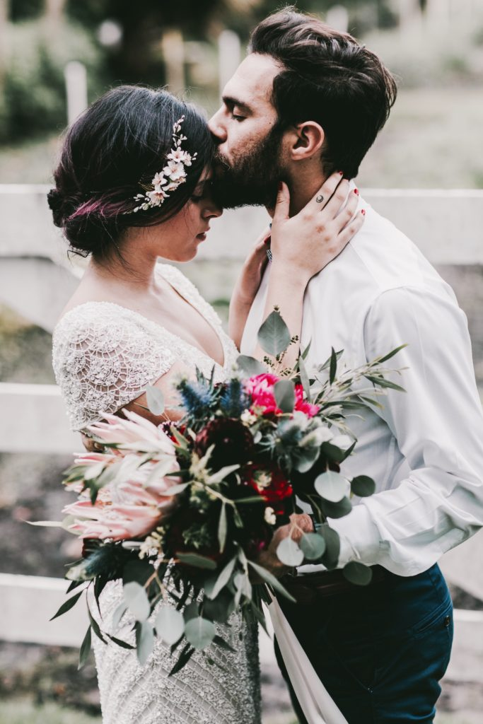 Bohemian Elopement Wedding in South Florida - Miami Wedding Planner The Creatives Loft - simply lively wedding photographer 14
