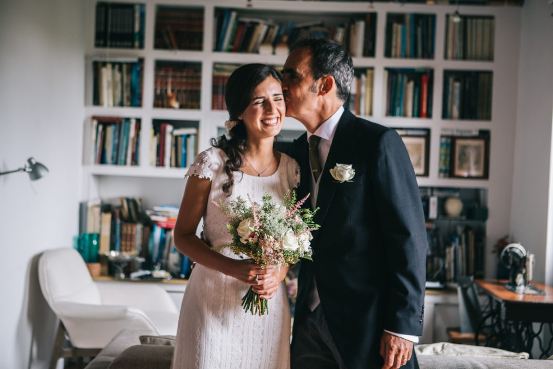 Destination Wedding in a Hidden Gem in San Sebastian Vasver Fotografia The Creatives Loft Wedding Planner