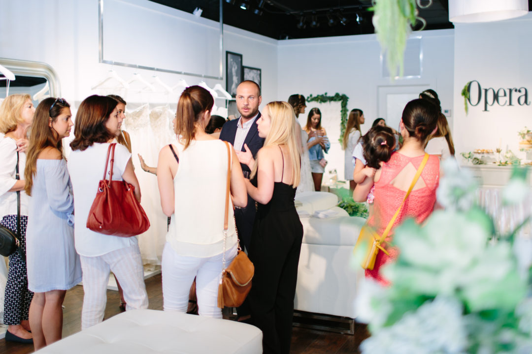 Miami Bridal Trunk Show - White Gowns & Bubbles - The Creatives Loft - Miami Wedding Planner - Top Miami Wedding Planners