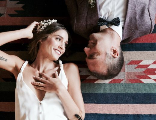 Industrial Bohemian Wedding in Wynwood