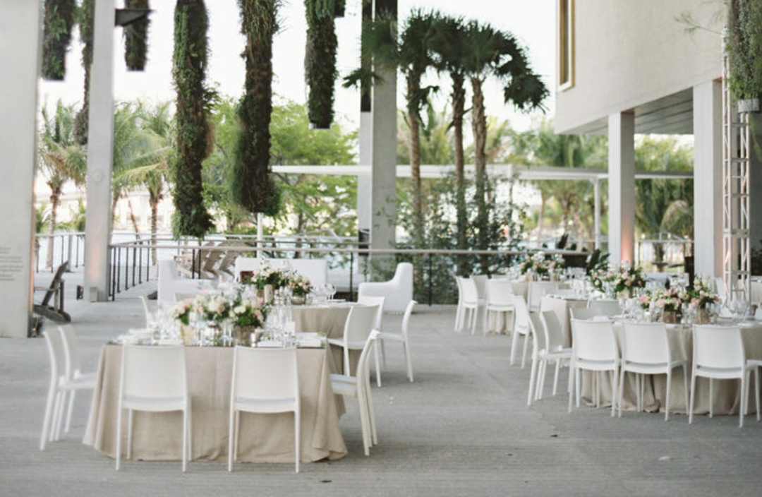 PAMM Museum Wedding Venue Miami Wedding Planner The Creatives Loft