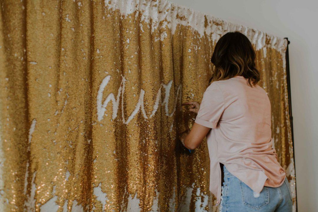 YES MIAMI Bridal Event Wynwood Miami Wedding Planner The Creatives Loft & Juju Booth