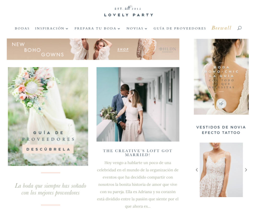 Featured On All Lovely Party Wedding Magazine The Creative's Loft Wedding in Miami - International Wedding Planner