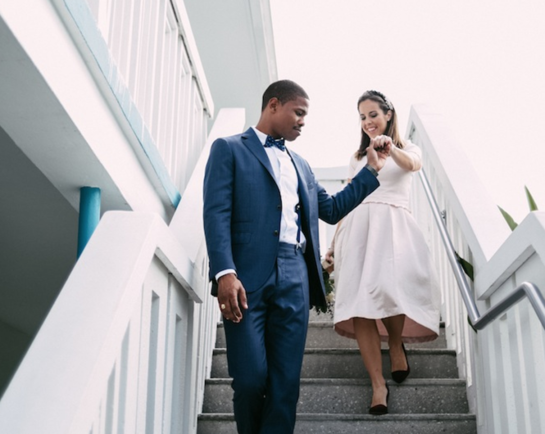Featured On All Lovely Party Wedding Magazine The Creative's Loft Wedding in Miami