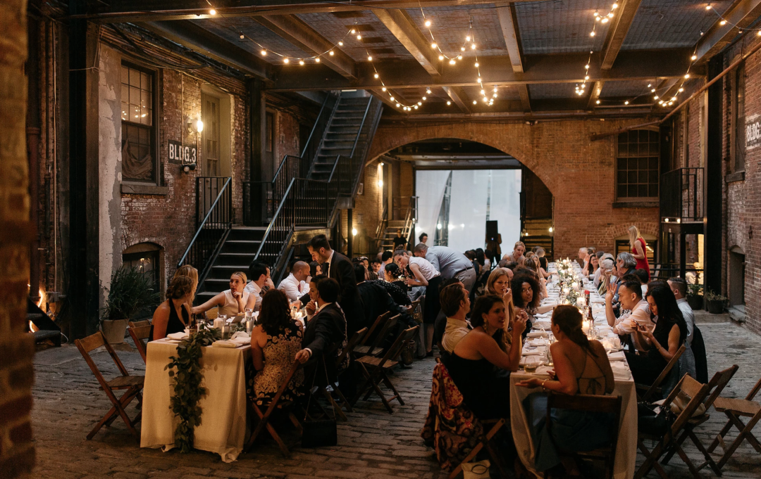 Glasserie brooklyn wedding venue top nyc and brooklyn wedding venues glasserie brooklyn wedding venue nyc wedding planner the creatives loft junglespirit Choice Image