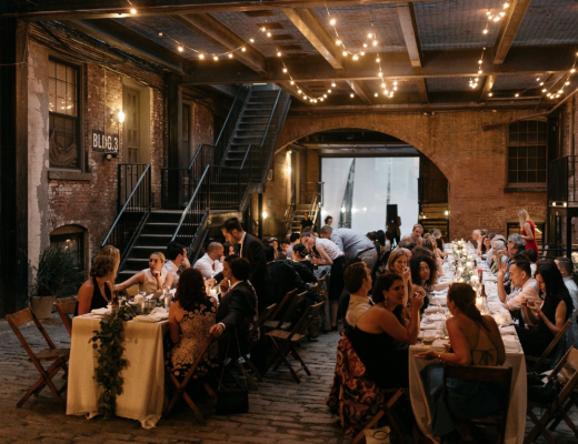 Glasserie Brooklyn Wedding Venue NYC Wedding Planner The Creatives Loft