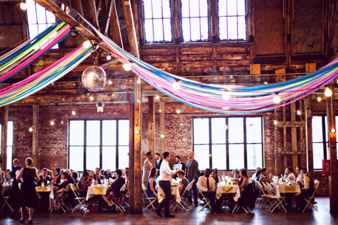 Greenpoint brooklyn wedding venue nyc wedding planner the for Unusual wedding venues nyc