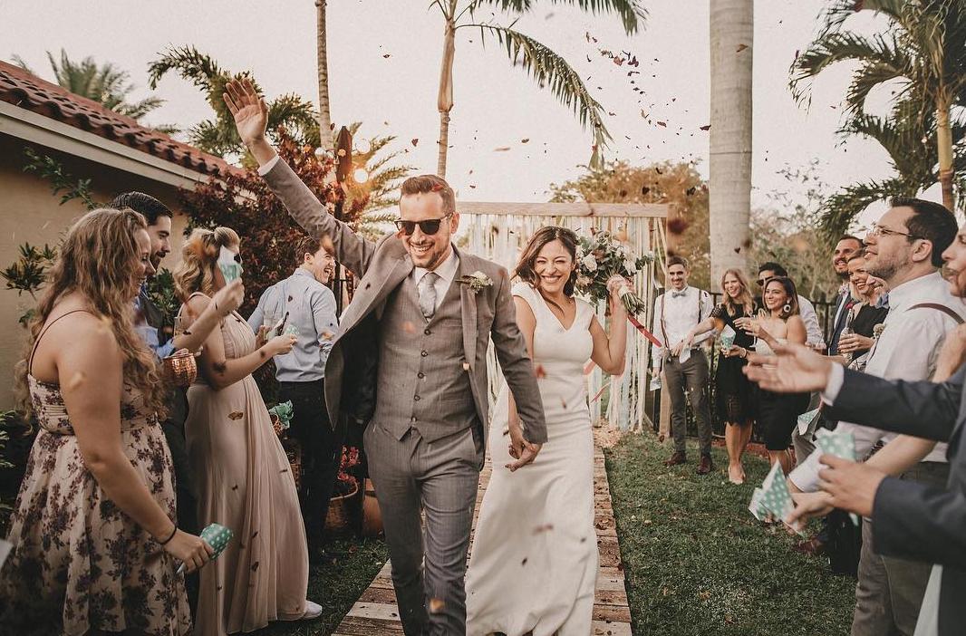Vintage Wedding in Miami Karen + Juan Pablo Laguia Wedding Photographer