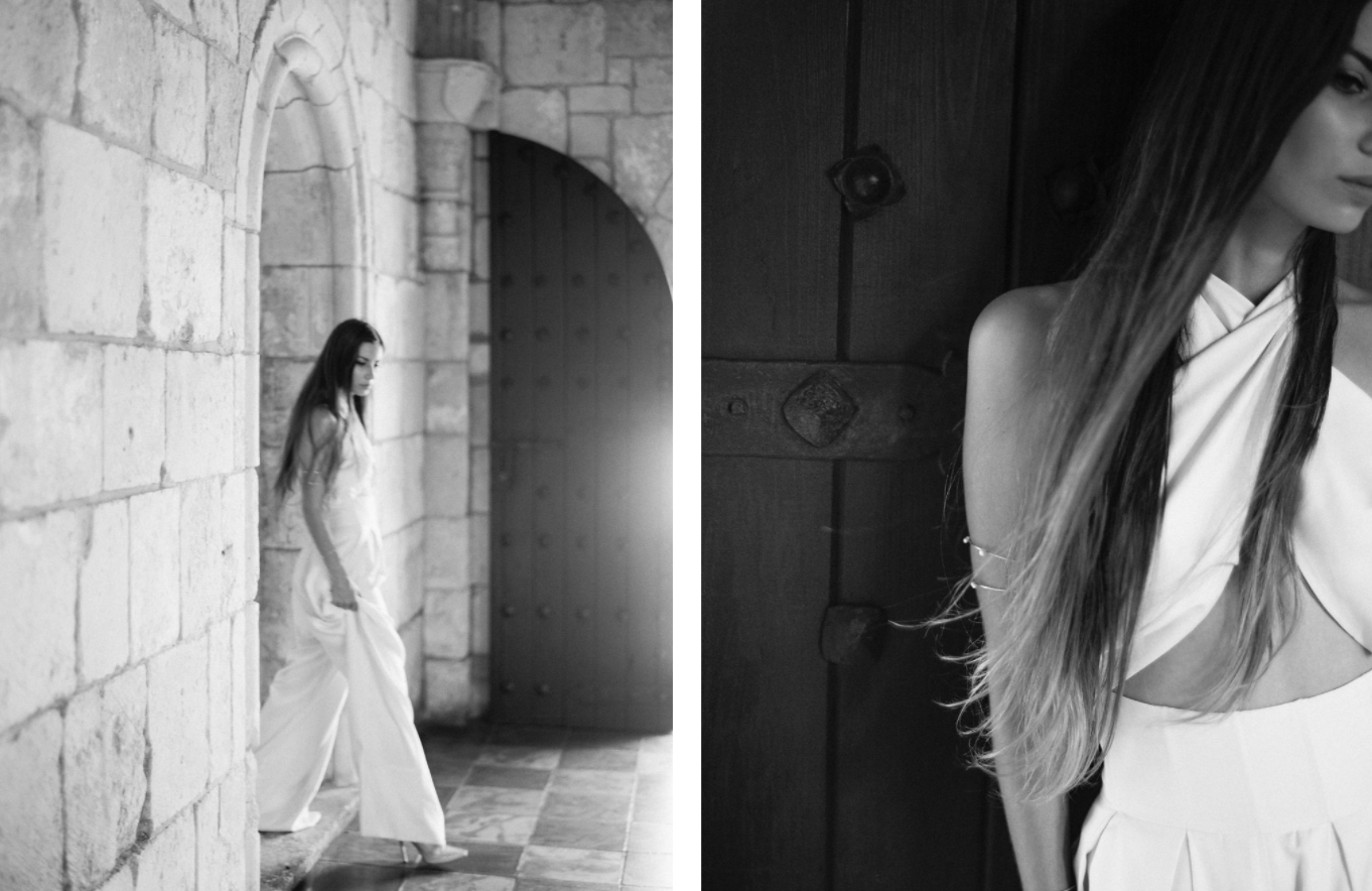 Romantic Elopement Wedding at Ancient Spanish Monastery Miami The Creatives Loft Miami NYC Wedding Planner Lauren Kinsey Wedding Photographer
