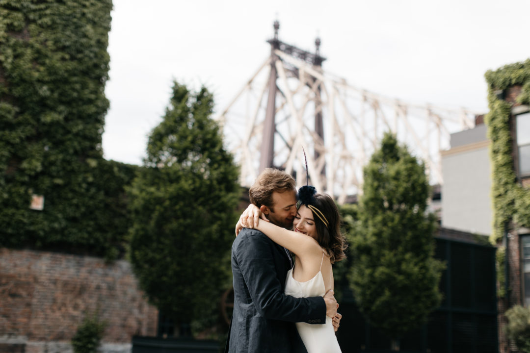 A romantic Industrial Elopement Wedding at The Foundry The Creatives Loft Wedding Planning Jean Laurent Gaudy Wedding Photographer.