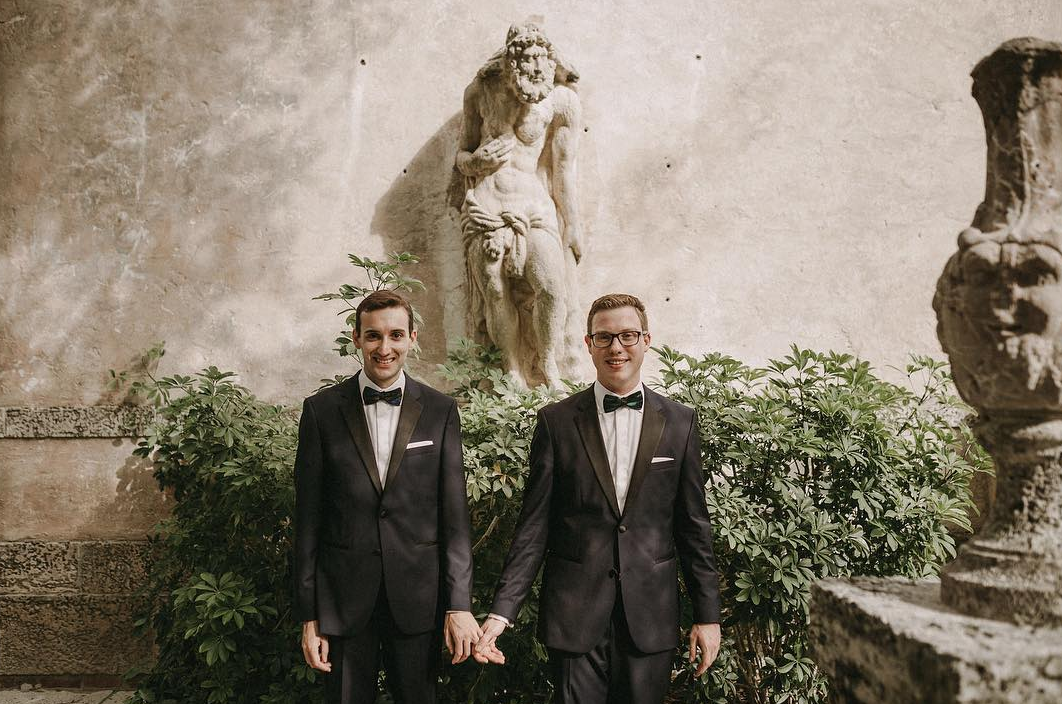 Miami and New York Gay Wedding Planning