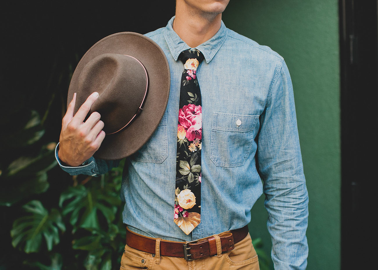 GWS x Neck & Tie Company Collection is here! The Creatives Loft Grooms Attire