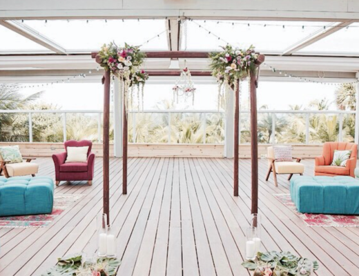 The Confidante Beach Hotel Wedding Venue The Creatives Loft Studio