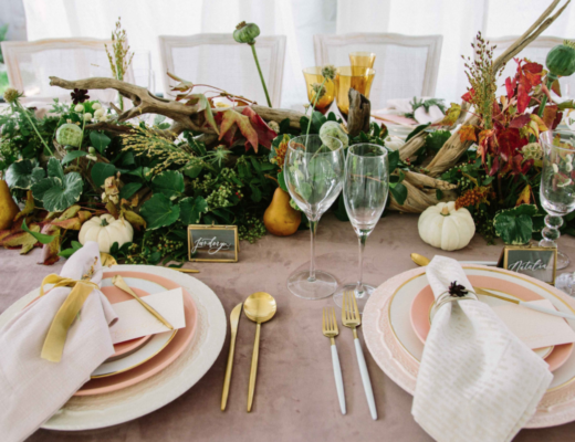 Friendsgiving with Leading Wedding Industry Ladies of South Florida