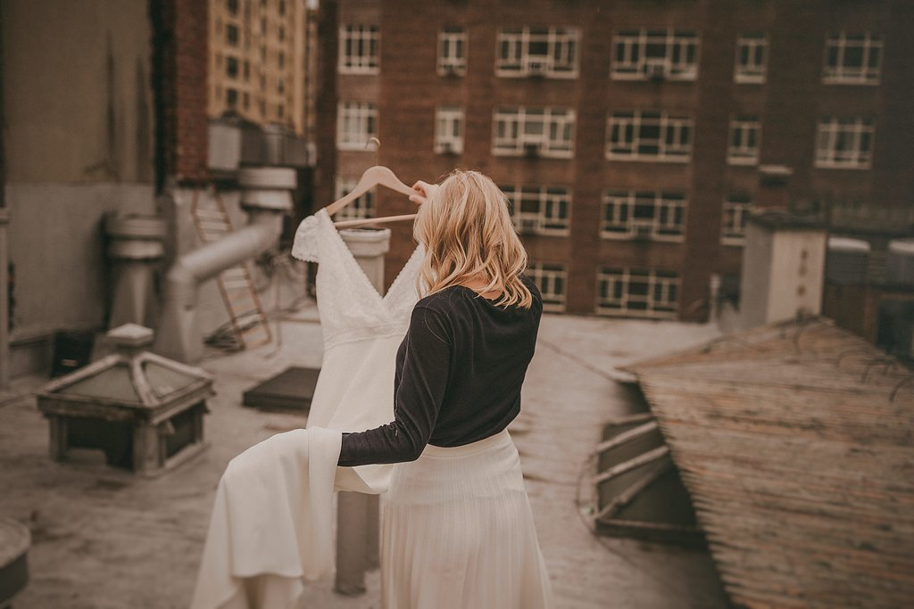 Manhattan New York Elopement Wedding The Creative's Loft Wedding Planning Studio NYC Pablo Laguia International Photographer 1