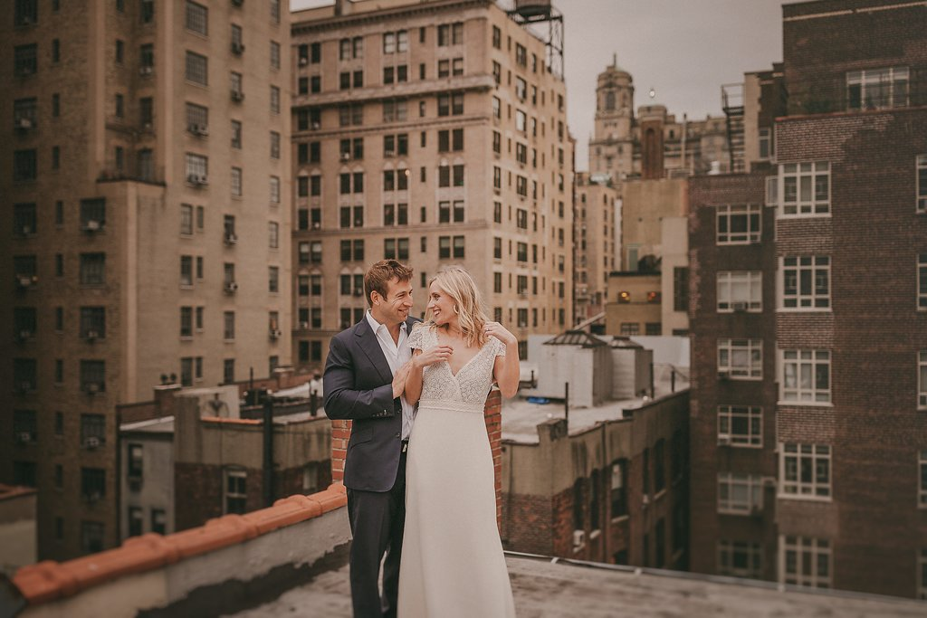 Manhattan New York Elopement Wedding The Creative's Loft Wedding Planning Studio NYC Pablo Laguia International Photographer