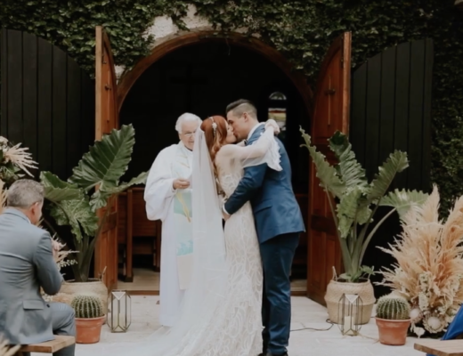 Scandinavian Boho Wedding Film in South Florida