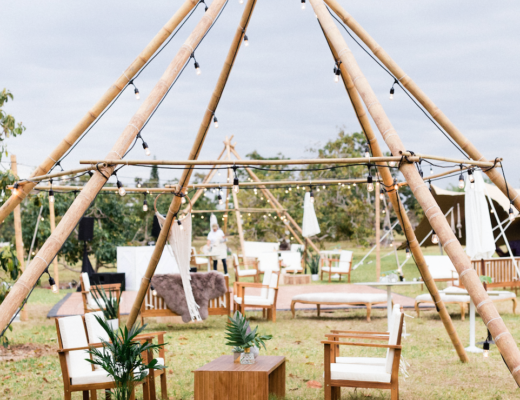 Scandinavian Teepee Wedding in Miami Wedding Planner The Creatives Loft Studio